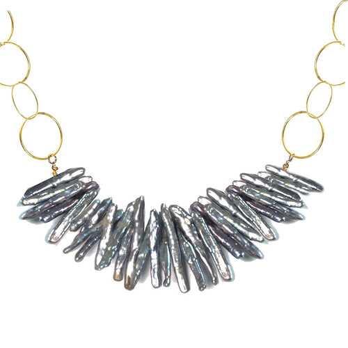 Necklace 279 - Silver