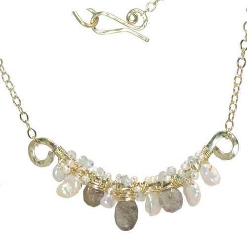 Necklace 283 - Silver