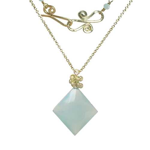 Necklace 304 - Gold
