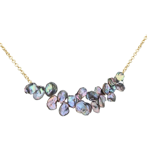 Necklace 402 - Gold