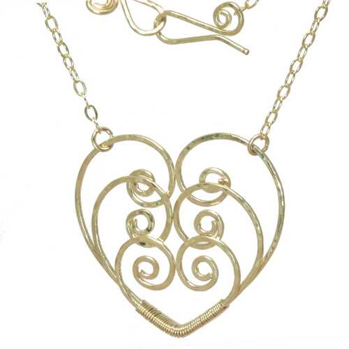 Necklace 085 - Gold