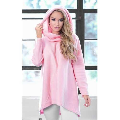 Fashion women Leisure Style long sleeve hoodie