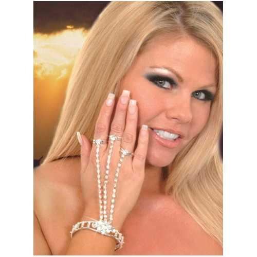 Fashion Rhinestone Bracelet