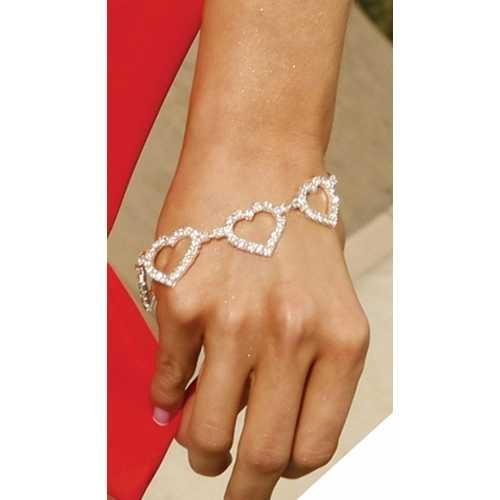 Jewelry Heart Bracelet