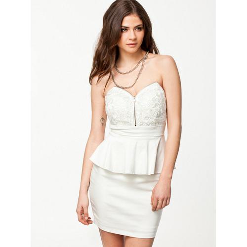 White hot sale women fashion clubwear