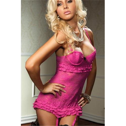 Victorian Sexy Lace Babydoll