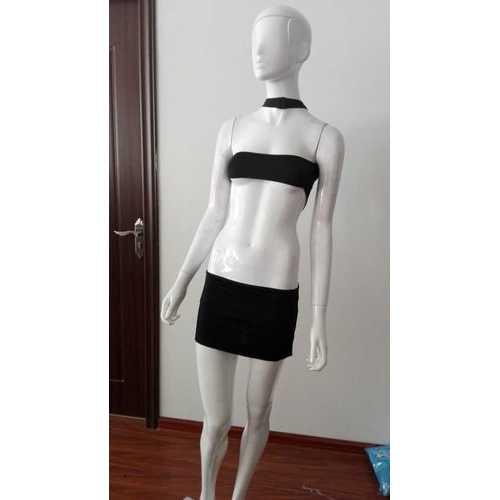 Sexy Women 2pcs Black Lingerie