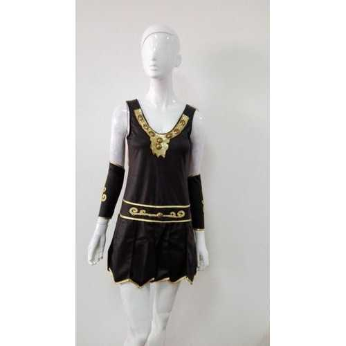Cool Cosplay Costume Black