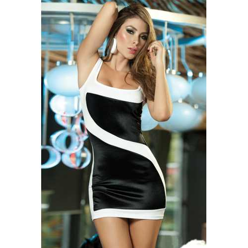 Contemporary Curve Dress