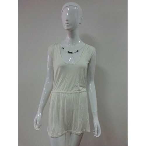 Women White Sexy Clubwear