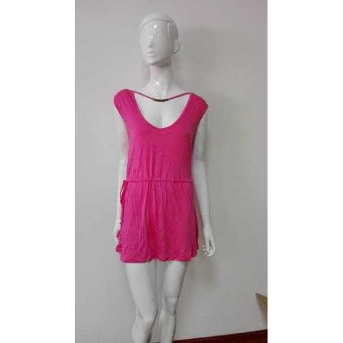Women Pink Sexy Cover Up