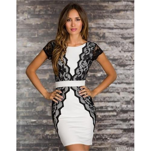 Women newest hot sale club wear white