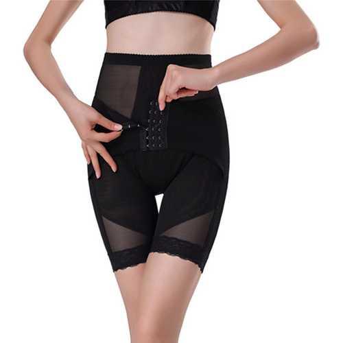 Women Best Waist Cincher Girdle Belly Trainer Corset Body Shapewear Black