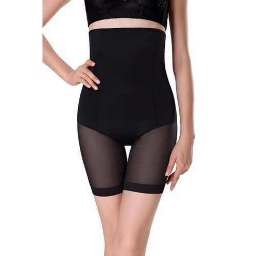 Sexy High Wasit Patchwork Shapewear For Women