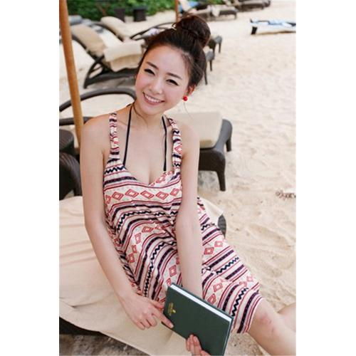 Girl Fashion beach dress