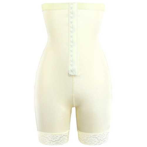 NudeHigh Waist Women Tummy Control Panties Body Shapewear