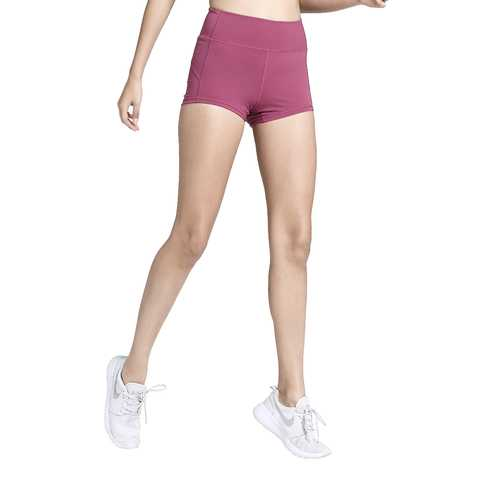 High Waist Tight Yoga Shorts Female Quick-Drying Running Shorts Women Security Ladies Fitness Pants