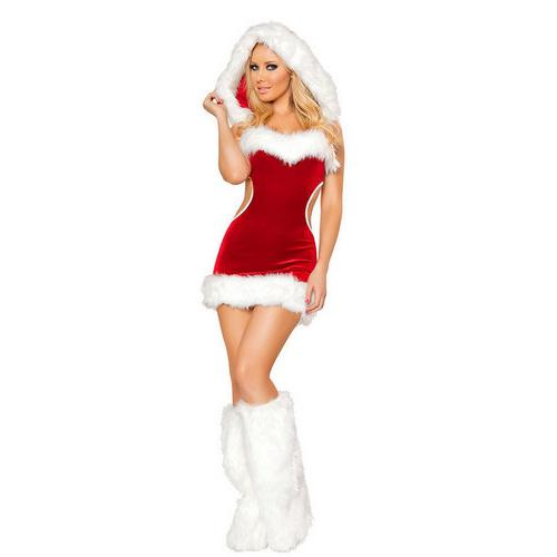 Hottest Sexy Claus Costume