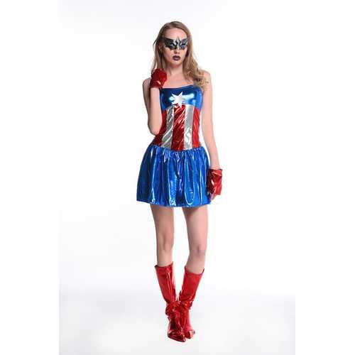 New Arrival Costume Captain America