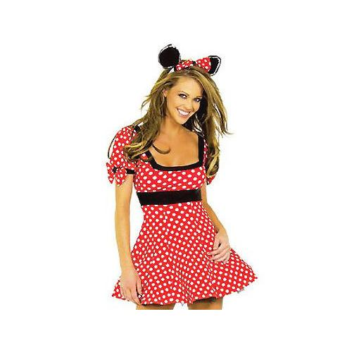 Naughty Mouse Costume