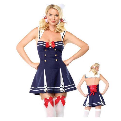Wayward Sailor Costume