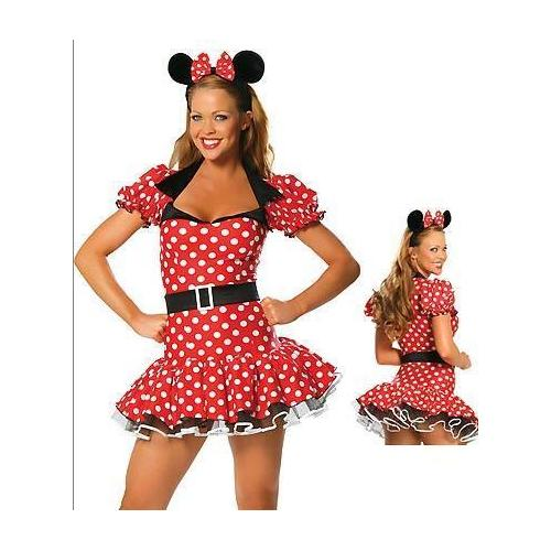 Mousey Mistress Costume