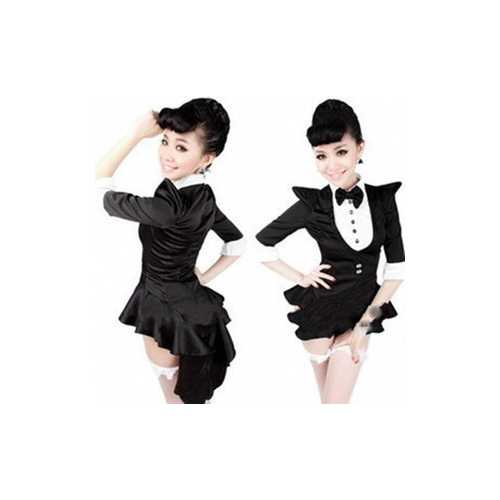 Magic Black Bar Nightclubs Costume