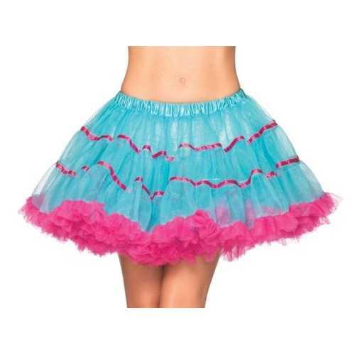 Blue&Pink Petticoat