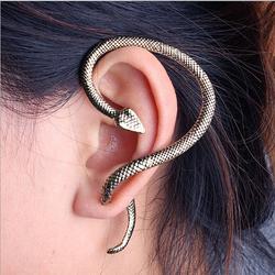 The Snake Earring