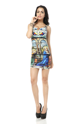 Wholesale slim sexy club dress