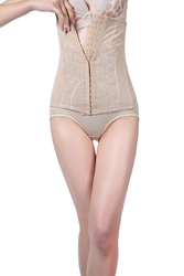 Apricot Postpartum Slimming Body High Waist Shaper