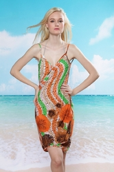 New beach cover-up