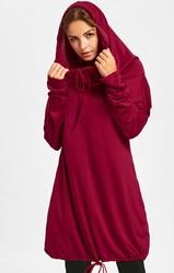 2018 fashion Bat-shaped hoodie