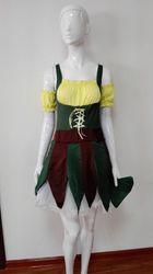 Halloween Cosplay Girl Costume