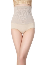 Wholesale Ladies Sexy Slimming Body Suit Shapewear Apricot