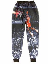 Wholesale Fashion Jordan&Dunk printed Jogger Pants