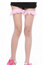 Mesh stockings for women