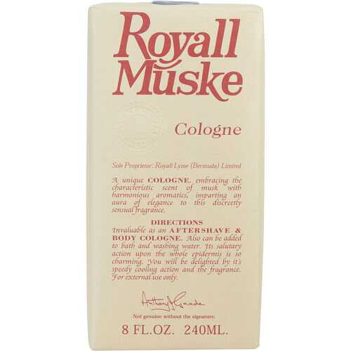 ROYALL MUSKE by Royall Fragrances (MEN)