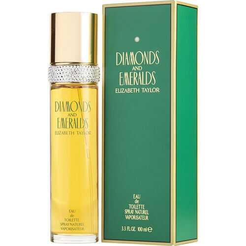 DIAMONDS & EMERALDS by Elizabeth Taylor (WOMEN)