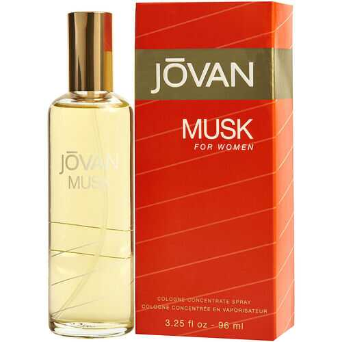 JOVAN MUSK by Jovan (WOMEN)