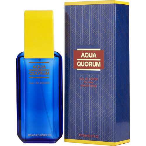 AQUA QUORUM by Antonio Puig (MEN)