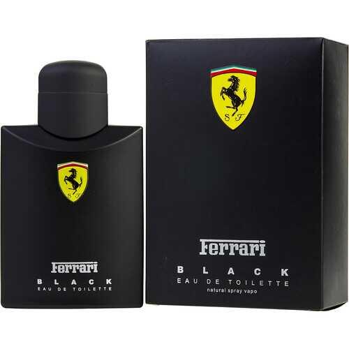 FERRARI BLACK by Ferrari (MEN)