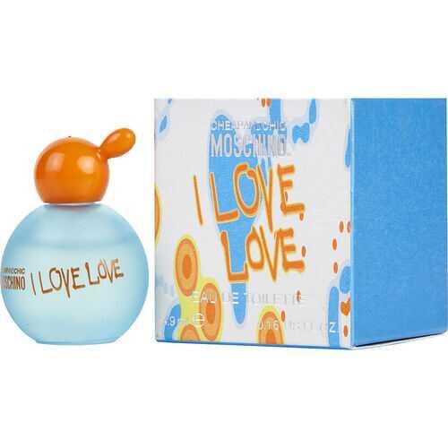 I LOVE LOVE by Moschino (WOMEN)