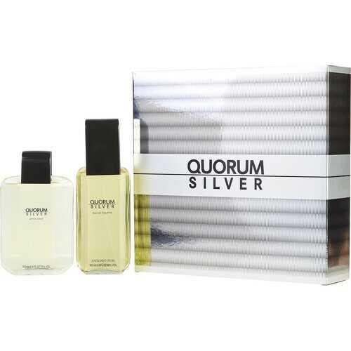 QUORUM SILVER by Antonio Puig (MEN)