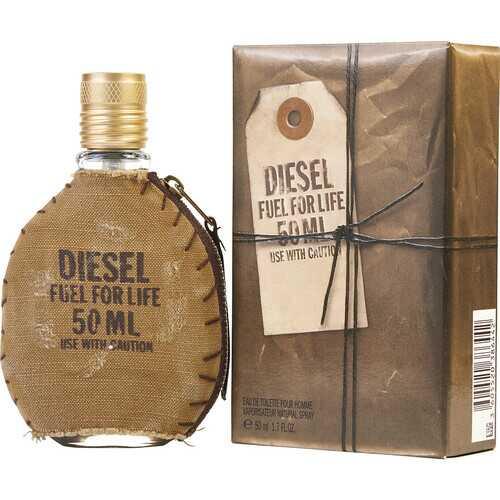 DIESEL FUEL FOR LIFE by Diesel (MEN)