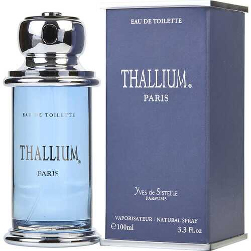 THALLIUM by Jacques Evard (MEN)