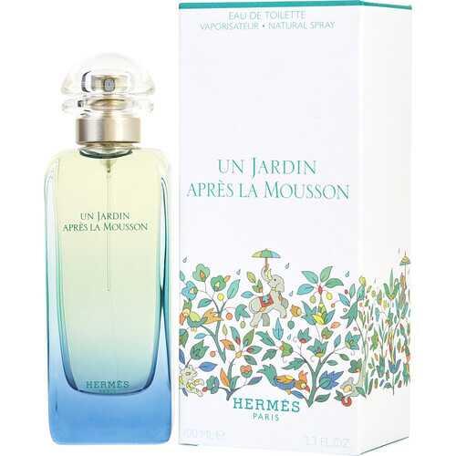 UN JARDIN APRES LA MOUSSON by Hermes (UNISEX)