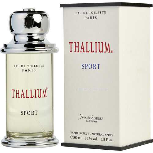 THALLIUM SPORT by Jacques Evard (MEN)