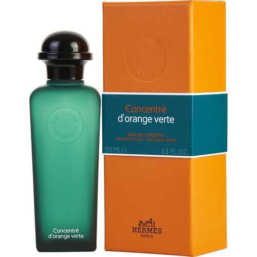 HERMES D'ORANGE VERT CONCENTRE by Hermes (UNISEX)