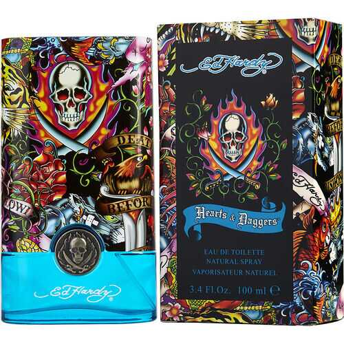 ED HARDY HEARTS & DAGGERS by Christian Audigier (MEN)